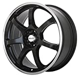 Maxxim Knight Gloss Black Wheel (16x7'/5x114.3mm)