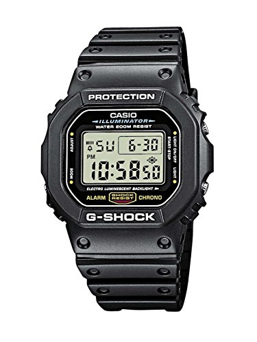 Casio Men's G-shock DW5600E-1V Shock