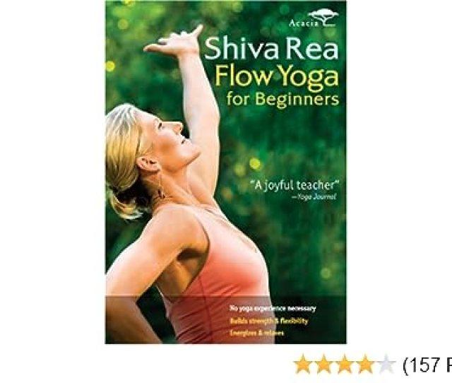 Amazon Com Shiva Rea Flow Yoga For Beginners Shiva Rea James Wvinner Movies Tv