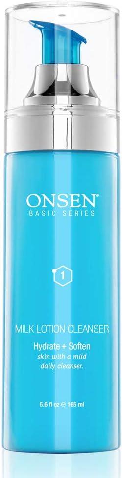 [FLASH] ONSEN Loción limpiadora facial Basic Series 165 ml