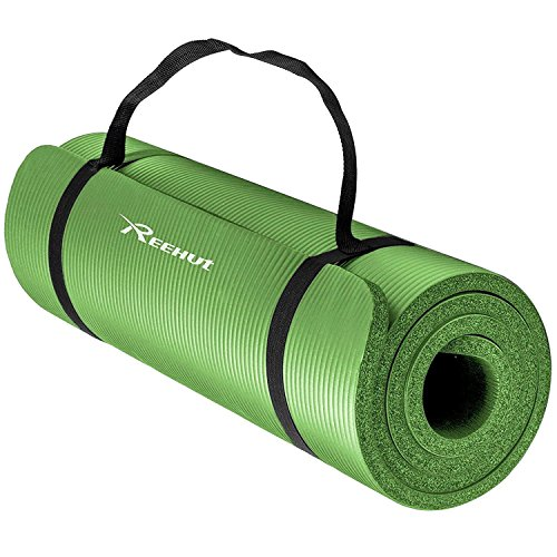 REEHUT Exercise Yoga Mat