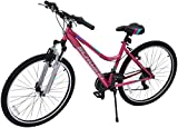 Schwinn Women's High Timber Mountain Bicycle, 16'/Small, Light Purple