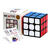 Cuberspeed ShengShou Mr. M Magnetic 3X3 Black Magic Cube 3x3x3 M Speed Cube