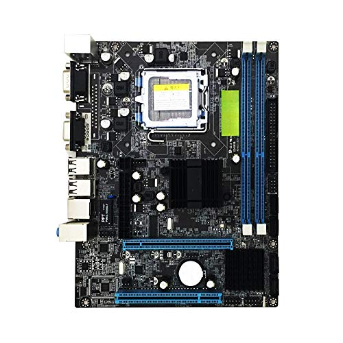 New G41 Desktop Computer Motherboard DDR3 Memory Interface IGA775 Support Dual-Core Quad-Core CPU Integrated Chip Graphics/Sound Card/Network Card Three Generation