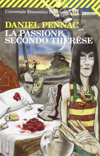 La passione secondo Therésè Book Cover