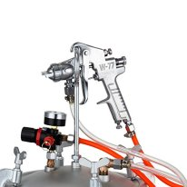 VEVOR-Paint-Tank-10L-Pressure-Pot-Paint-Sprayer-25-Gallon-Pressure-Spray-Gun-Regulator-10L-15mm