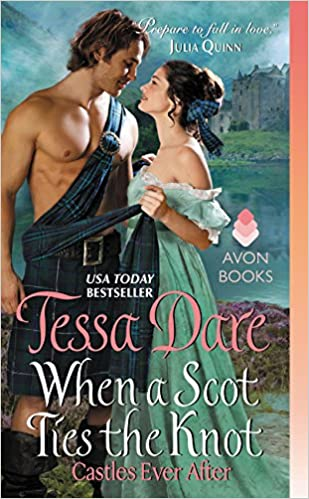 Image result for When A Scot Ties the Knot by Tessa Dare