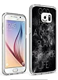 Galaxy S7 Slim Case Protective Cover for Samsung Galaxy S7 God Has A Great Plan for Your Life