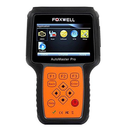 Full System OBD2 Scanner Foxwell NT624...