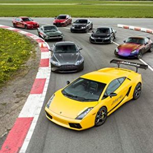 Drift Limits One Secret Supercar Driving Experience Gift Voucher