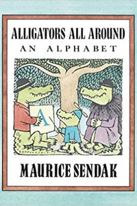 Alligators All Around by Maurice Sendak Book Cover