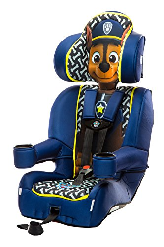 KidsEmbrace Paw Patrol Car Seat Booster, Nickelodeon Chase Combination  Seat, 5 Point Harness, Blue, 3001CHS