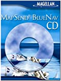 Magellan MapSend BlueNav Local Chart Lake Champlain Freshwater Map microSD Card