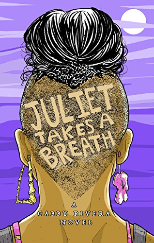 Juliet Takes a Breath Book Cover