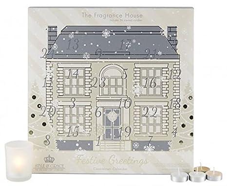 Style & Grace Candle Advent Calendar