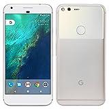 Google Pixel XL 32GB Verizon and GSM Unlocked, Very Silver, 5.5'(Renewed)