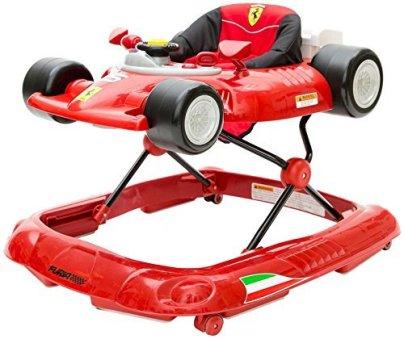Combi Ferrari F1 Foldable Baby WalkerBlack Friday Deals 2019
