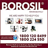 Borosil Chef Delite BCH20DBB21 300-Watt Chopper (Black)