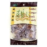 Amber Rock Ginger Candy 4.4oz