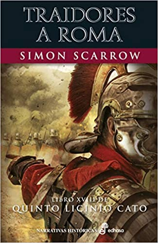 Traidores a Roma de Simon Scarrow