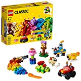 LEGO Classic Basic Brick Set 11002 Building Kit , New 2019 (300 Piece)