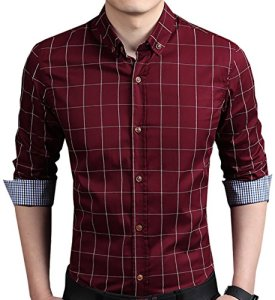 Casual Button-Down Shirts | TechWallet Shop