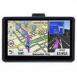 GPS Navigation for Car, 7 inches Lifetime Map Update Spoken Turn-to-Turn Navigation System for Cars, Vehicle GPS Navigator Lifetime Free Maps