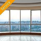 Window Film Application - 2 windows