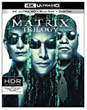 Matrix Trilogy, The (4K Ultra HD) (4K Ultra HD) [Blu-ray]