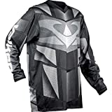 Valken Paintball Fate Exo Jersey - Grey - Small