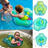 JW Home Baby Swimming Float Ring Safe Swimming Pool Inflatable Baby Lying Swimming Ring