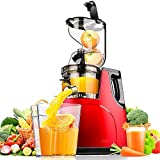 Separation Juicers Household Automatic Large Capacity Fruits & Vegetables Multi-Function Juicers Portable Mini Juicers