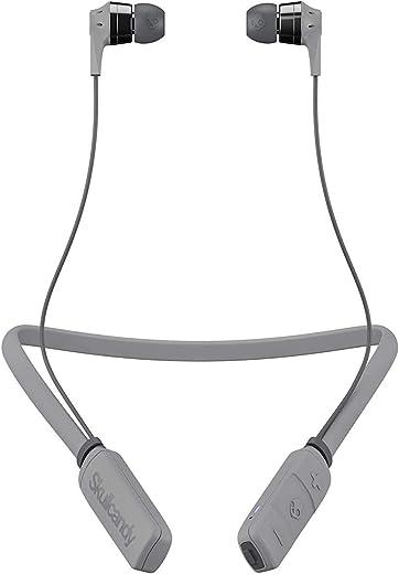 Skullcandy Ink'd Wireless in-Earphone with Mic (Street/Gray)
