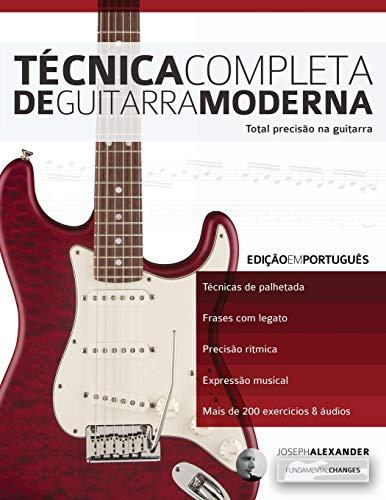Técnica Completa de Guitarra Moderna