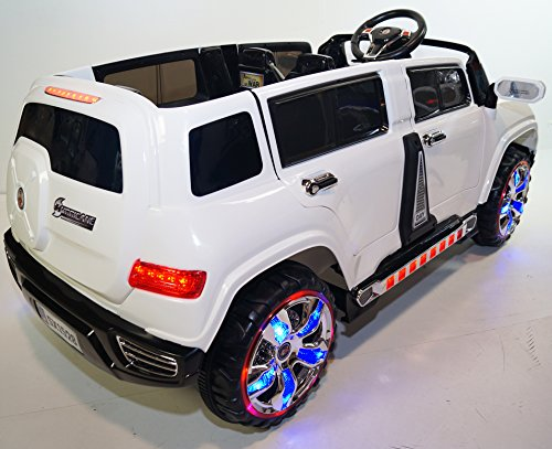 Kids Car Power Wheels 4 Doors Car With Parent Remote