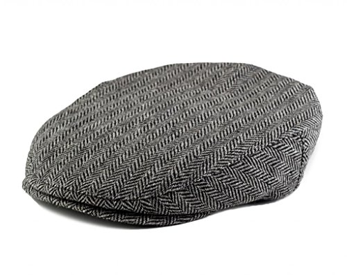 a25300593fa Born to Love Flat Scally Cap – Boy s Tweed Page Boy Newsboy Baby Kids  Driver Cap Hat