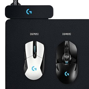 Logitech-G502-Lightspeed-Wireless-Gaming-Mouse-with-Hero-16K-Sensor-and-Lightsync-RGB-G-Powerplay-Wireless-Charging-System-for-G703-G903-Lightspeed-Wireless-Gaming-Mouse-Pad