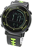 LAD WEATHER Swiss Sensor Watches with Digital Compass Altimeter Weather Forecast Barometer