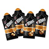 FBOMB Nut Butter 16 Pack: All-Natural Energy, Keto Fat Bombs | High Fat, Low Carb Snack, On-The-Go Energy | Paleo, Vegetarian, Keto Snacks | Chocolate, Coconut, Pecan, Macadamia - 1 oz Packets