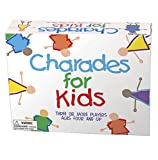 Pressman Toys 3009-12 Charades for Kids, Multicolor