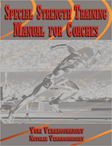 special strength training manual for coaches verkoshansky