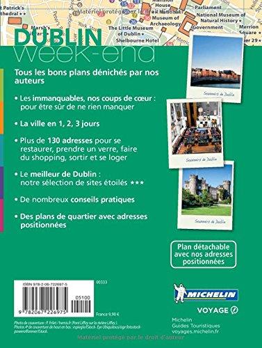 Guide Vert Week-End Dublin Michelin