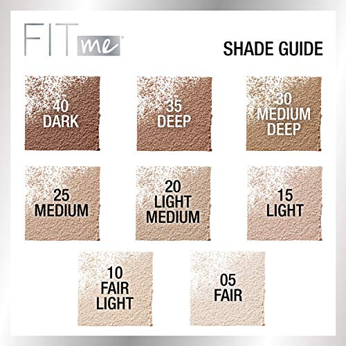 perfect finishing touch to your makeup base