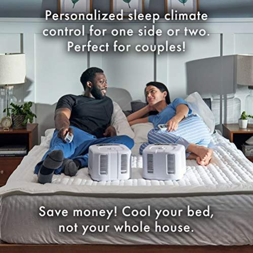 Chili-Technology-chiliPAD-Cube-30-ME-and-WE-Zones-Cooling-and-Heating-Mattress-Pad-Individual-Temperature-Control-Great-Sleep-Enhancement-Wireless-Remote-Integration-Queen-80-L-x-60-W