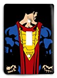 Superman Back Against The Wall Light Switch Cover