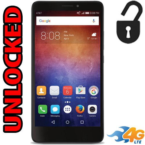 "Huawei Ascend XT Unlocked 4G LTE Octa Core 8Mp Flash 2GB Ram 6"" HD"