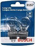 Bosch Automotive 3157LL 3157 Light Bulb, 2 Pack
