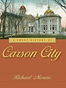 Short History of Carson City Cover