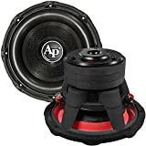 15-inch Triple Stack 2400w Car Woofer for Sound System Audio Woofers - Black