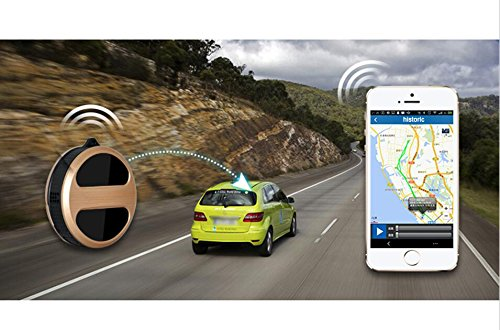 Personal Mini Micro GPS Tracker Locator for Kids Chidren